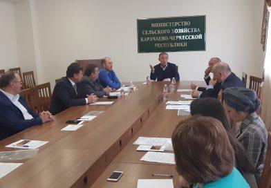 В Карачаево-Черкесии подвели итоги сортоиспытания за 2019 год